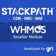 Stackpath Reseller Module for WHMCS