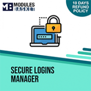 WHMCS  Secure Logins Manager