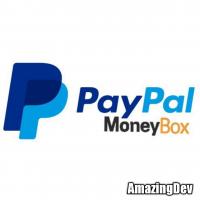 PayPal MoneyBox Gateway