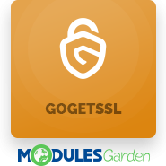 GoGetSSL For WHMCS