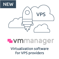 VMmanager 6: VPS Provisioning For WHMCS
