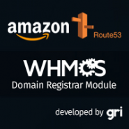 Amazon Route53 Domain Registrar Module