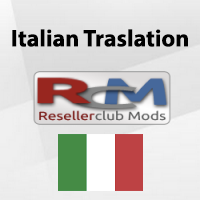 RCM Core Console v4 & Modules - Italian Translation
