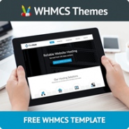 Flex Host - Free WHMCS Template