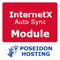 InternetX/AutoDNS Automated Domain Syncronisation for WHMCS