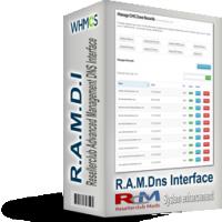 Resellerclub Advanced Management DNS Interface