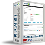 Resellerclub Advanced Management EMAIL Interface