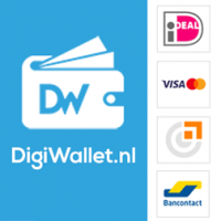 DigiWallet Payment for iDeal, Bancontact, Sofort and Creditcard