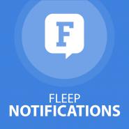 Fleep Notifications