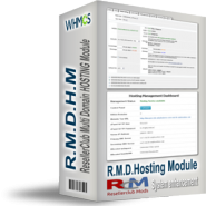 ResellerClub Multi Domain Hosting Module for WHMCS