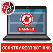 Country Restrictions
