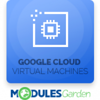 Google Cloud Virtual Machines For WHMCS