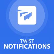 Twist Notifications