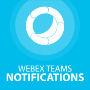 Webex Teams Notifications
