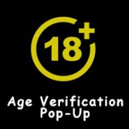 Age Verification Pop-Up