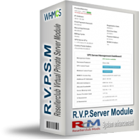 ResellerClub Virtual Private Server Module