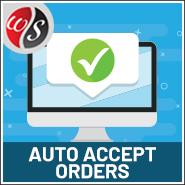 Auto Accept Orders