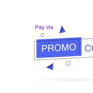 Pay via Promo Code - Gateway