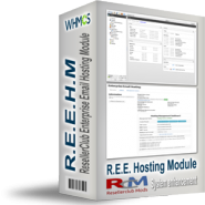 ResellerClub Enterprise & Business Email Hosting Module