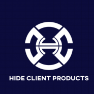 Hide Client Products