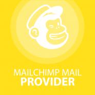 MailChimp Mail Provider