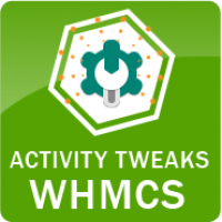 Activity Tweaks for WHMCS