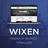 WIXEN Premium Template
