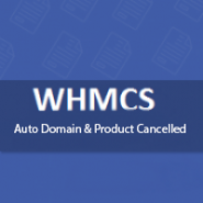 Auto Domain & Product Cancelled