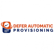 Defer Automatic Provisioning
