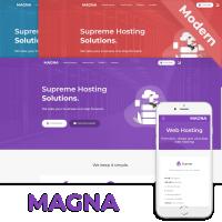 Magna - Host Theme