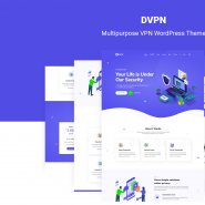 DVPN | Multipurpose VPN WordPress Theme