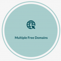 Multiple Free Domains