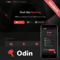 Odin - Dark Theme