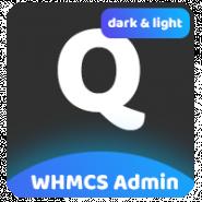 Quartzblur, WHMCS Admin Template