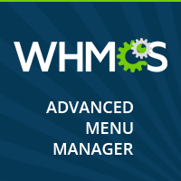 WHMCS Advanced Menu Manager