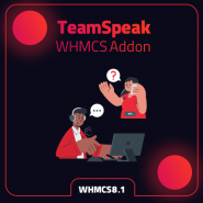 TeamSpeak Automation for WHMCS