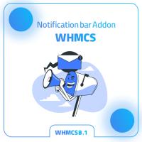 WHMCS Notification Bar Addon