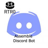 Assemble Discord Bot(Role Bot)