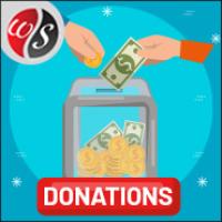 Donations