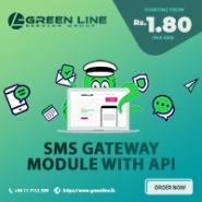 SMS Gateway with API Module