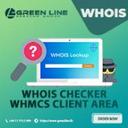 WHOIS Checker - Client Area