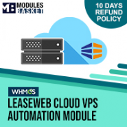 Leaseweb Cloud VPS Automation WHMCS Module