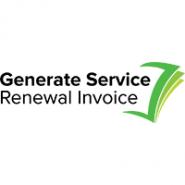 General Service Renewal Invoice