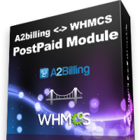 A2billing - WHMCS Create & Control Post Paid VoIP accounts Module (A2Post Paid)