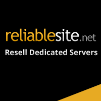 ReliableSite Dedicated Server Reseller